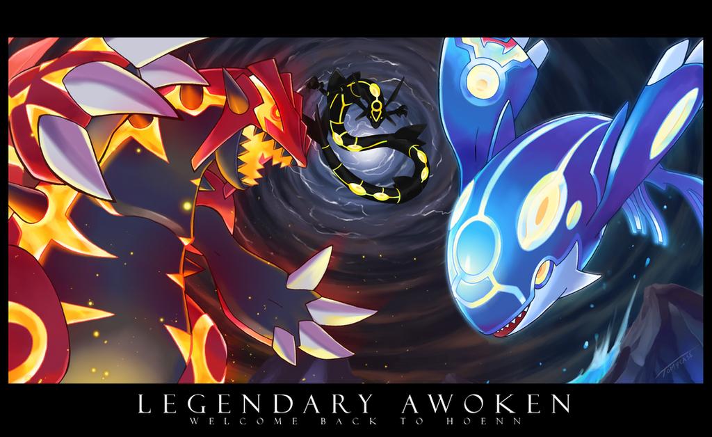 Legendary Awoken by Tomycase