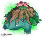 Treenusaur (no definitive design)