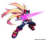 Omega Zero (Gunvolt style)