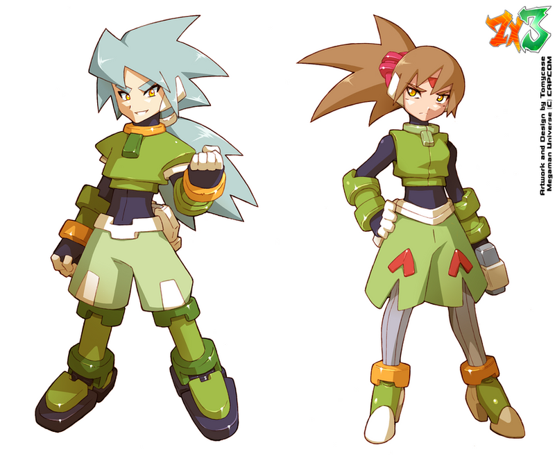 ZX3 : Zenith and Foudre by Tomycase