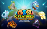Geo Creatures - Discover the Starters