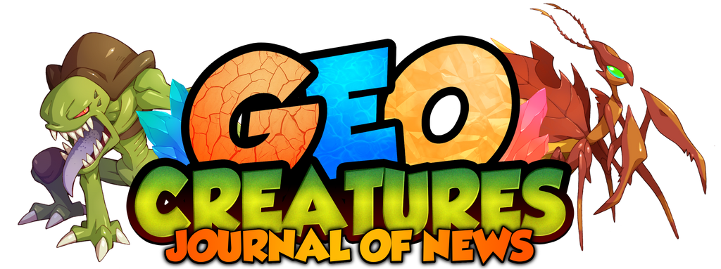 Geo-Creatures-Journal Logo by Tomycase