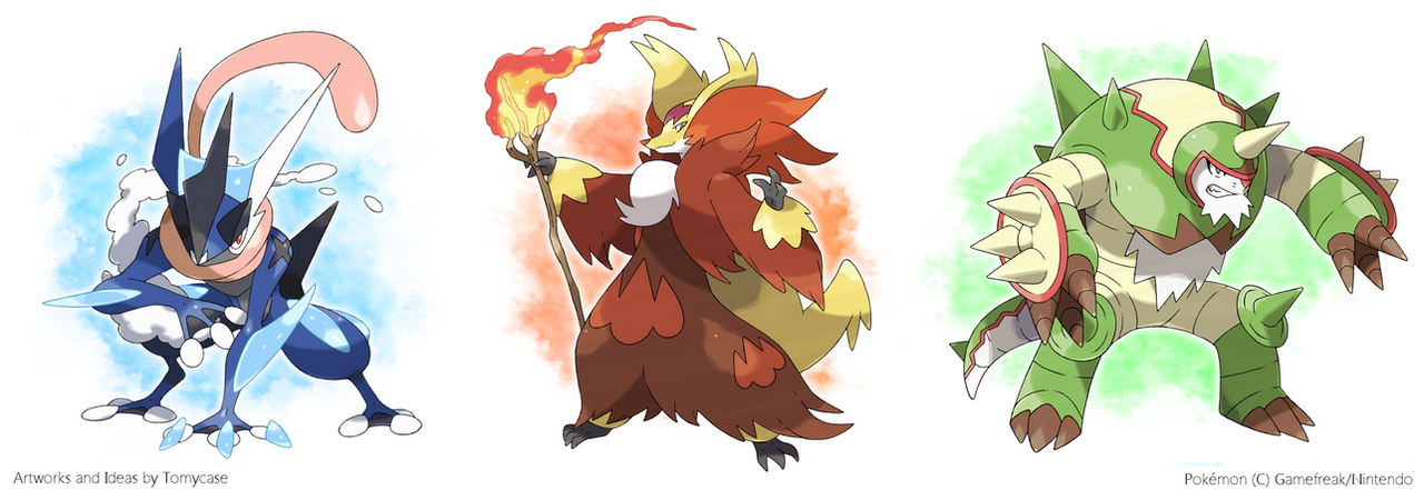 What's the best fakemon you've seen that you wish were ...