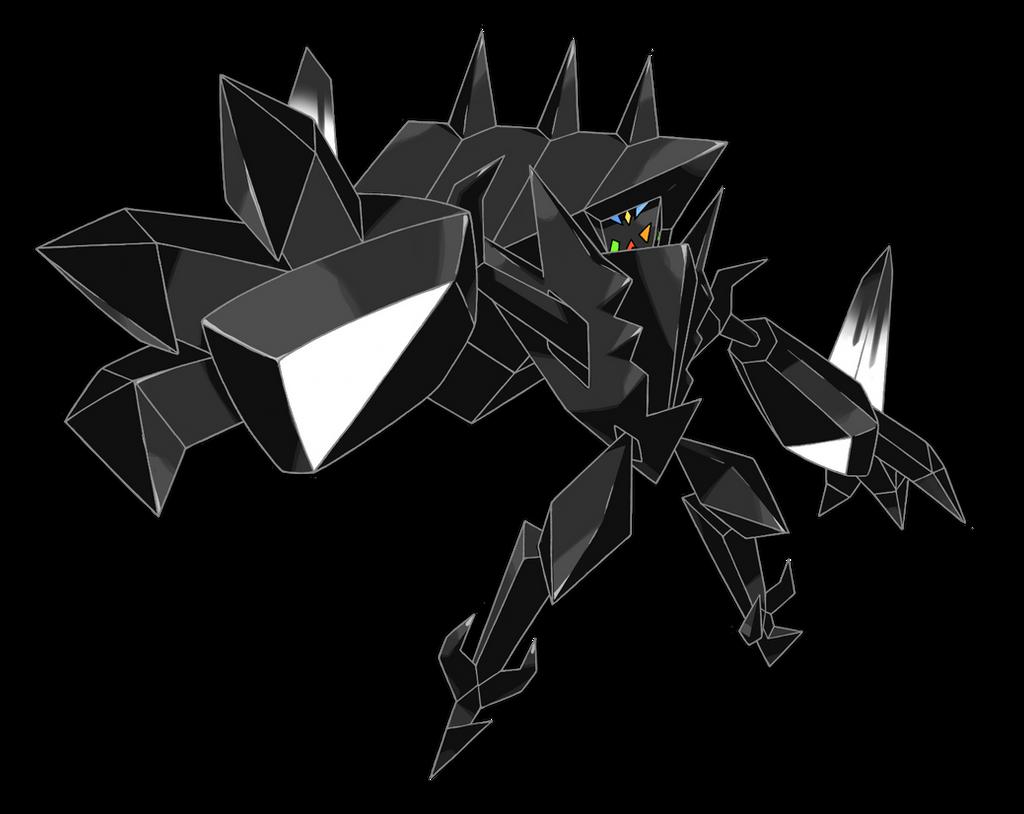 Necrozma, The Prism Legendary by Tomycase