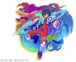 Blaster Master Zero by Tomycase