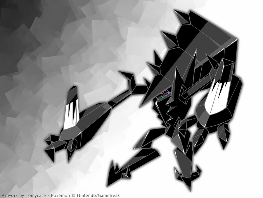The Light Eater - Necrozma by Tomycase