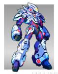 Over-1 Gundam - Full Body
