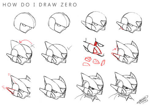 How Do I Draw Zero [Tutorial]