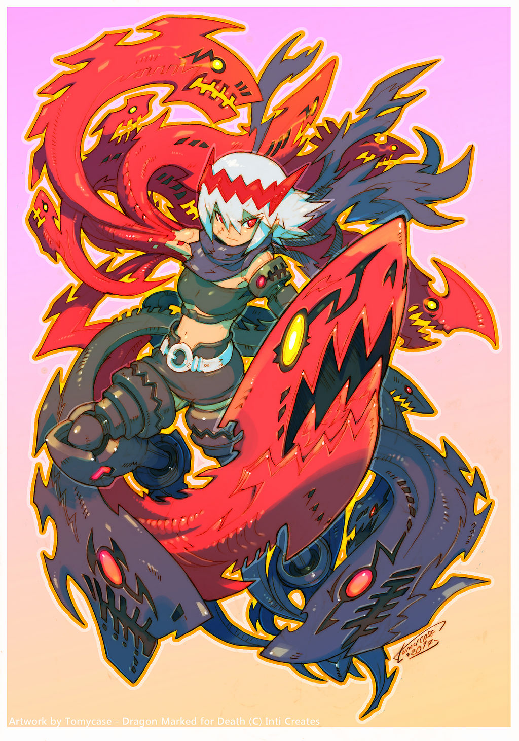 Dragon : Marked for Death