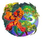 Metroid : Samus Returns by Tomycase