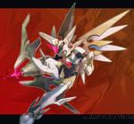 Ultra-Wing Armor CopyX