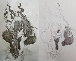 Demonic Werewolf