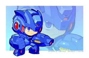 SuperArmorPack Rockman by Tomycase