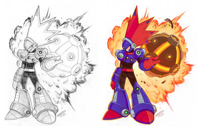 Blastman by Tomycase