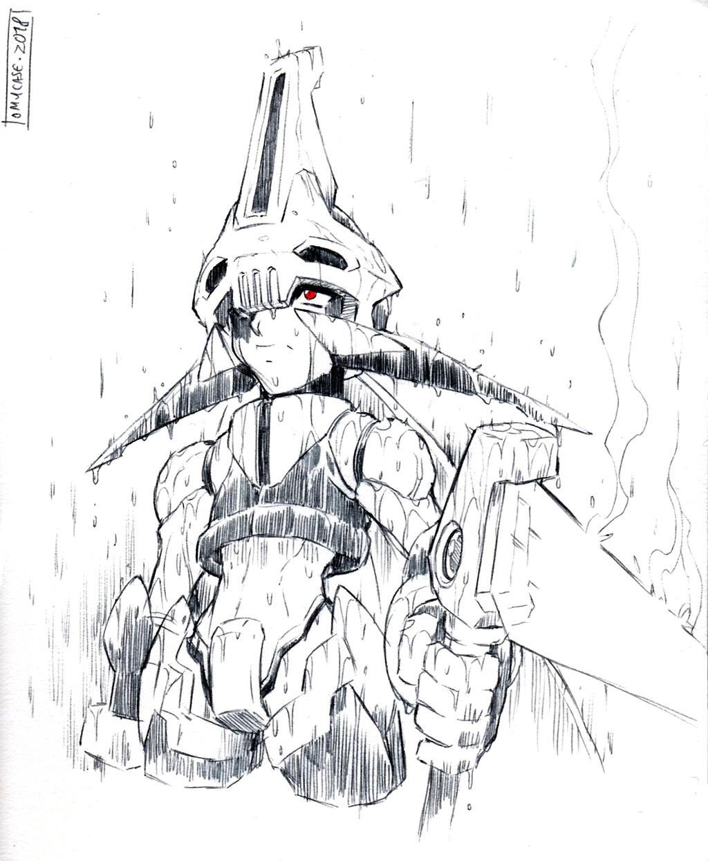 Rainy Day by Tomycase