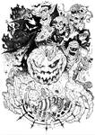Trick or Treat ! Happy Halloween!
