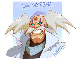 Dr. Weegma by Tomycase
