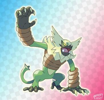 Mythical Pokemon Guess - Zarude