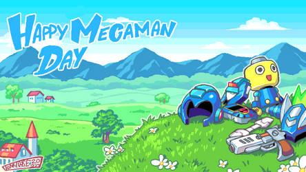 Happy Megaman Day 2020!