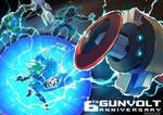 Gunvolt 6th Anniversary