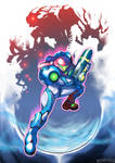 Metroid Dread by Tomycase