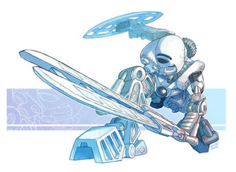 Bionicle : Toa Kopaka