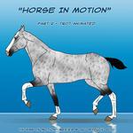 Horse In Motion - Trot by CKR-DK