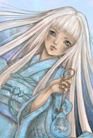 White fish by Carlotta4th
