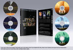 Combined Star Wars DVD set (labels and jacket).