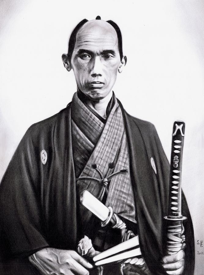 Samourai by fabien-s