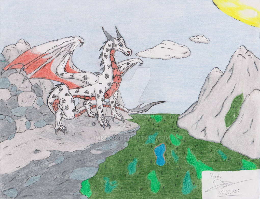 Verita, The Feathered dragon