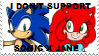 I Don't Support SonicXJane Stamp by AskFelicity