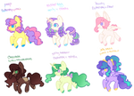 [REDUCED PRICE - OPEN 4/6] easter ng collab!!!