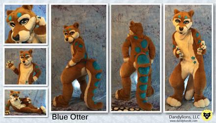 Blue Otter