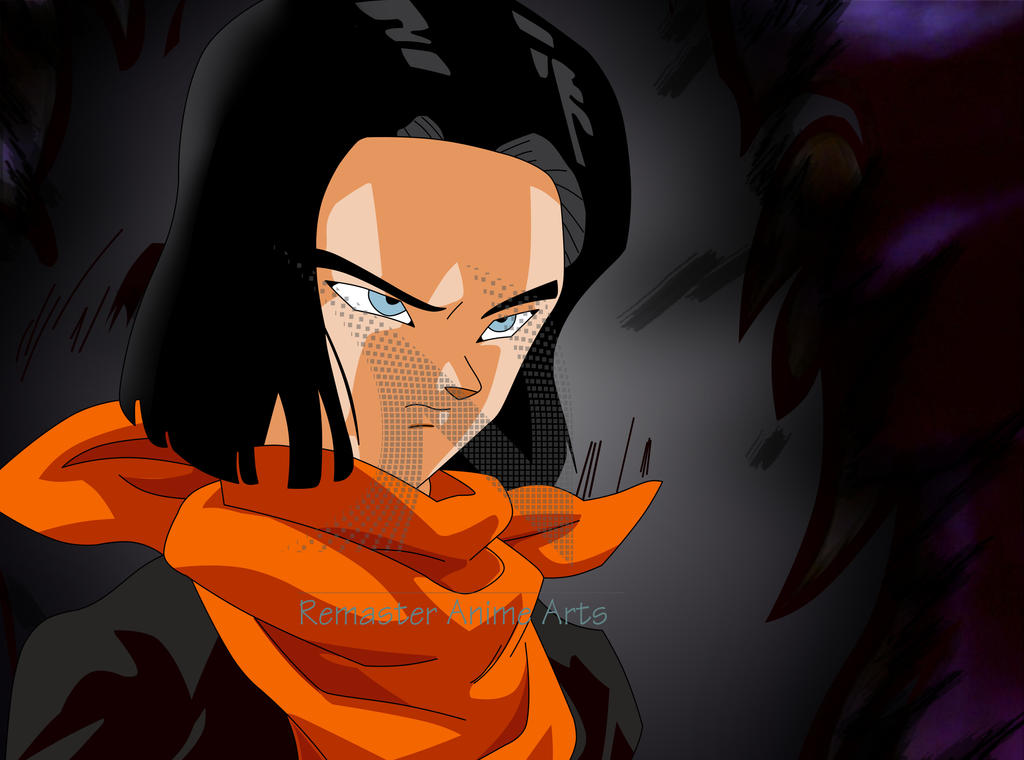 Dragon Ball Super Wallpaper Android: Android 17 (2016) Dragon Ball Super By Nourssj3 On DeviantArt