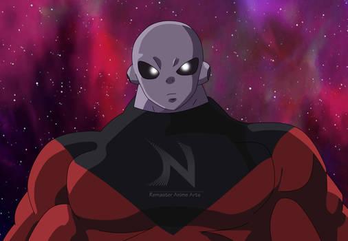 Jerien The Gray  Dbs Universe Survival