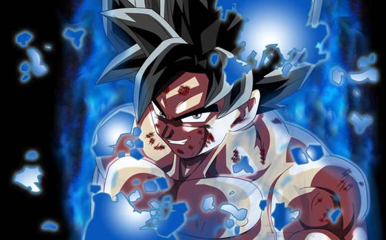 Limit Breaker Goku Dragon Ball Super