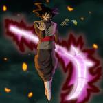 Goku Black Sickle Of Sorrow