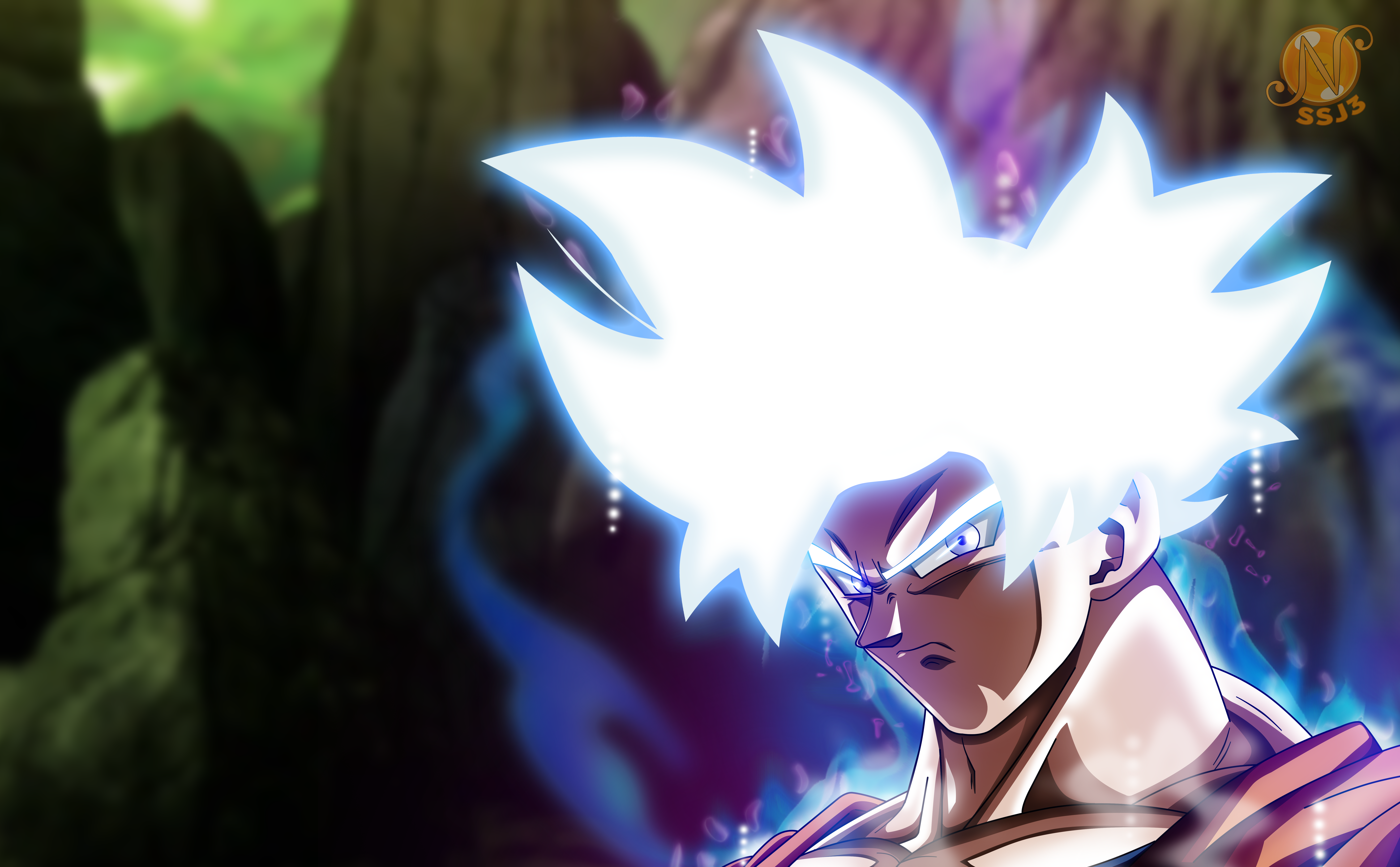 Goku Mastered Ultra Instinct Yuya Takahashi Style By Nourssj3 On