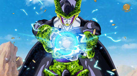 Perfect Cell Kamehameha