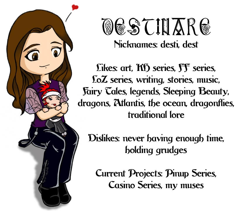 destinare's Profile Picture
