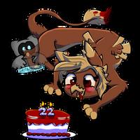 Happy Birthday, CrunchyCrowe!