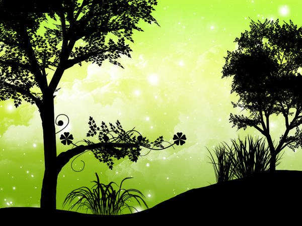 green love tree by butterfly17 on deviantart. Black Bedroom Furniture Sets. Home Design Ideas