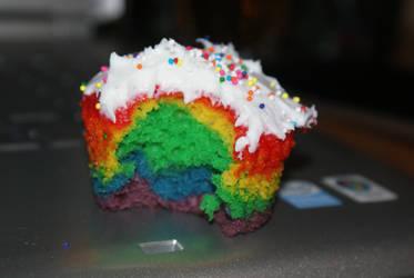 rainbow by gooddaytidalwave