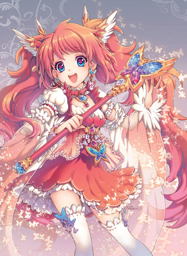 Cute Pics and other adorable things.  - Page 5 Magical_Girl_by_Nardack