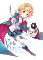 The Little Princess by Nardack