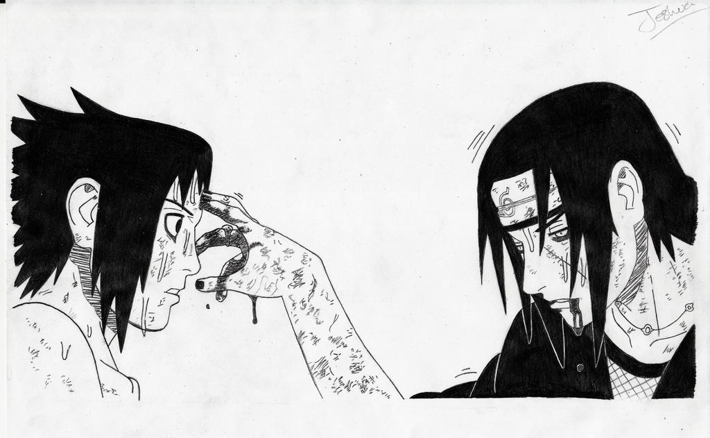 The gallery for --> Itachi And Sasuke Manga