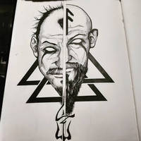 Floki: the old and new one - Vikings by ericktdarts