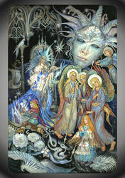 The Snow Queen Captives