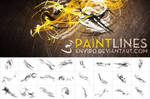 Paint Lines Brushes